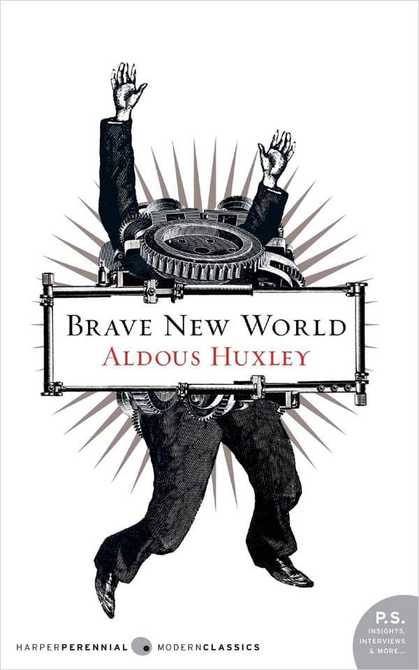 Brave New World book image