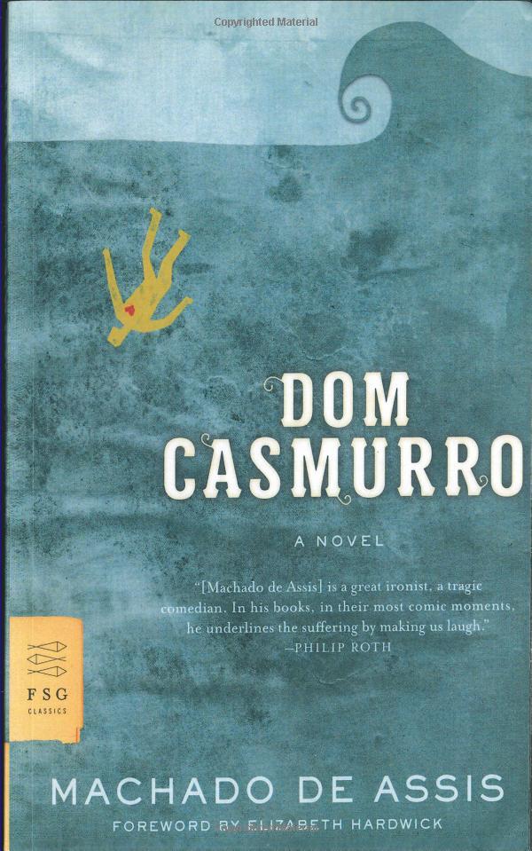 Dom Casmurro book image