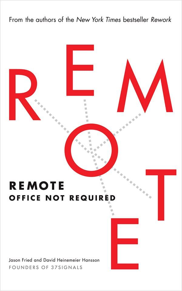 Remote book image