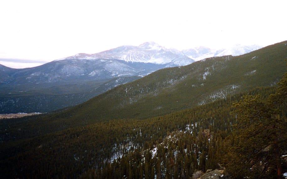 Boulder picture